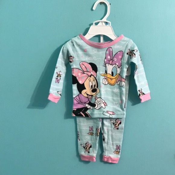 Disney Other - NEW - Disney Infant Girl's Pajamas ** 3 for $30.00